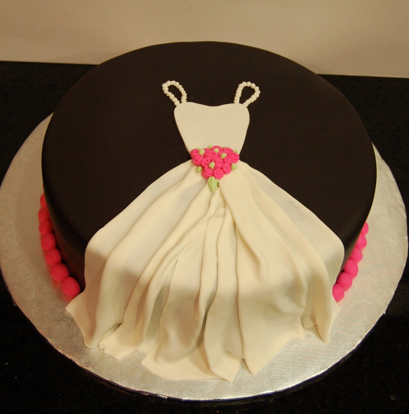 Cake Designs For A Bridal Shower : Bridal Shower Cake - Maria s Dream Cakes