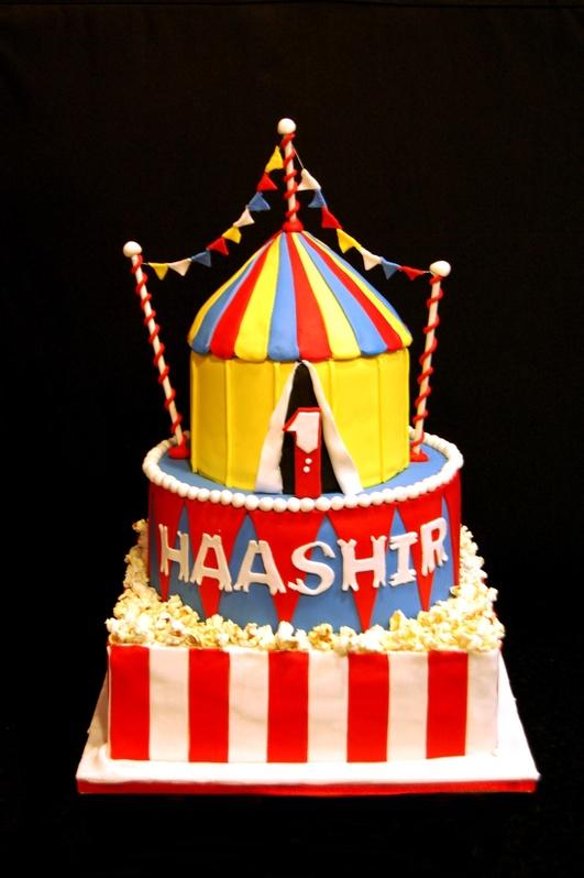Carnival Themed Birthday Marias Dream Cakes