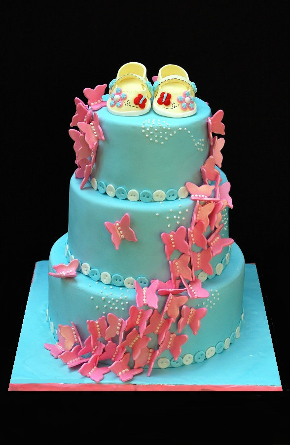 Butterfly Designs For Cakes