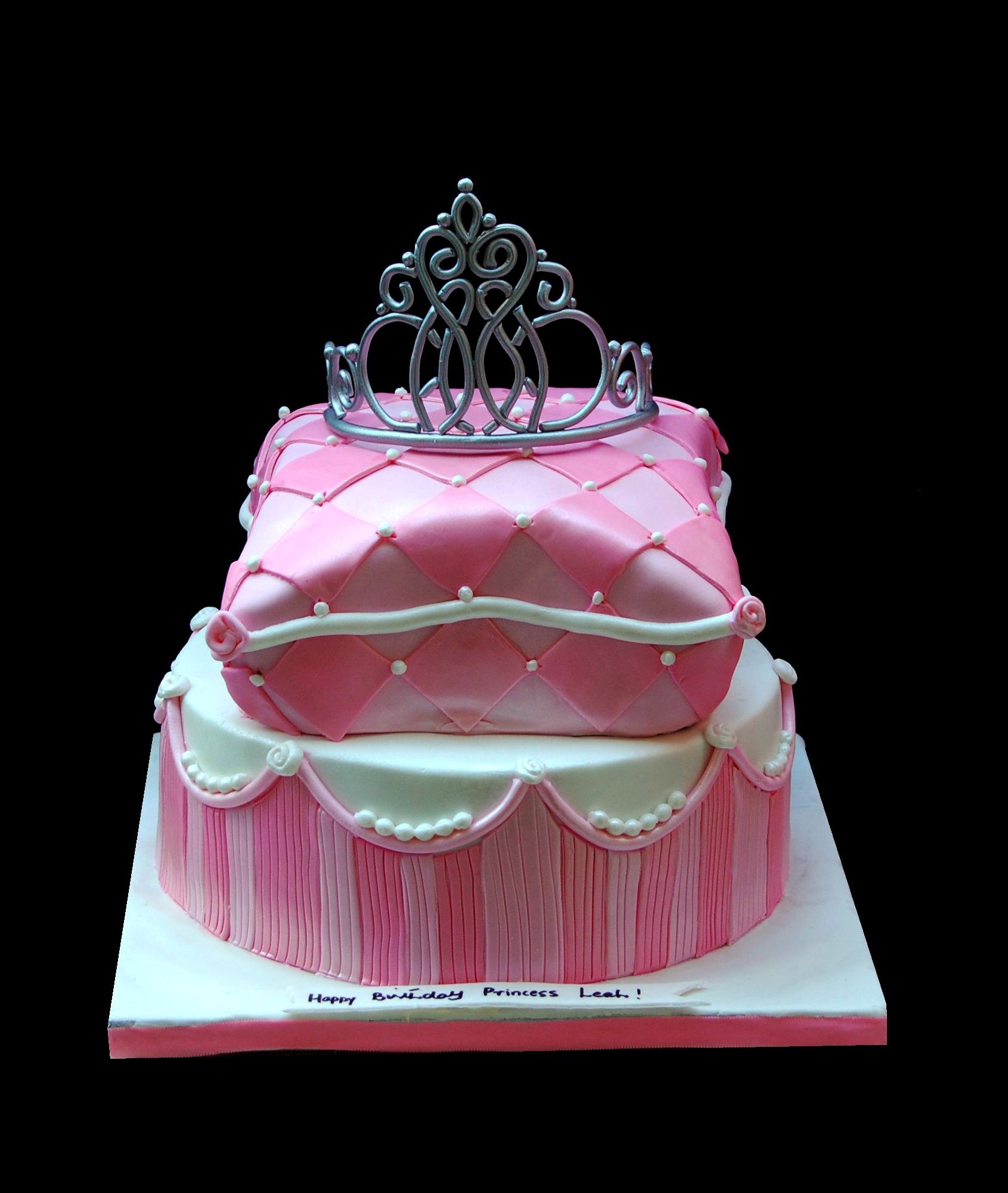 Pillow Birthday Cake